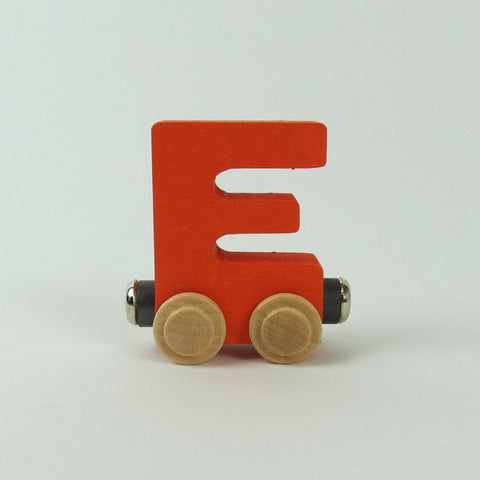 Name Trains Letter E