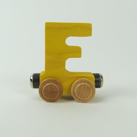 Name Trains Letter F