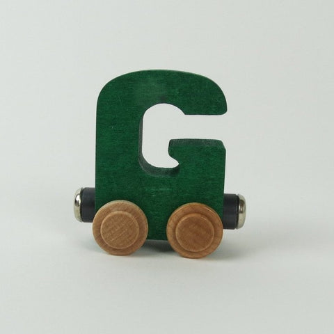 Name Trains Letter G