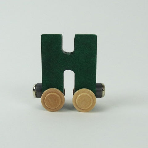 Name Trains Letter H