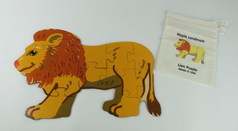Leonard The Lion Jigsaw Puzzle