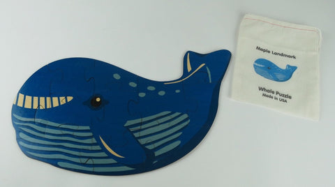 Whale Jigsaw Puzzle