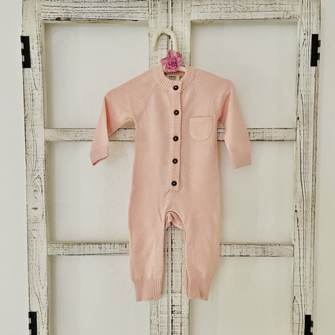 Organic Cotton Romper