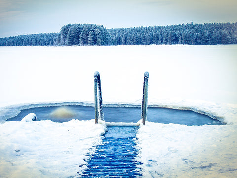 Cold plunges