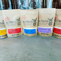 Altaman farm & mill at Charleston Artisan Cheesehouse