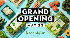green wise grand opening