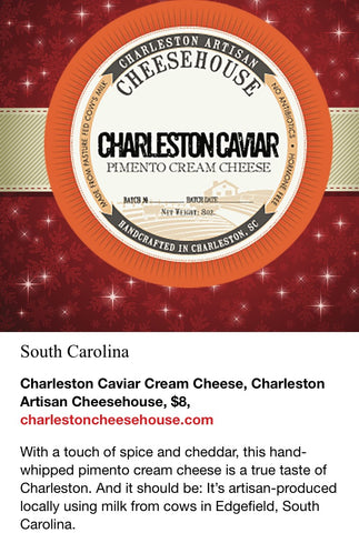 Charleston Caviar Parade Magazine