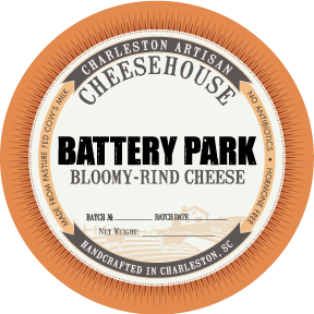 Battery Park Brie/Camembert - Hickory Smoked