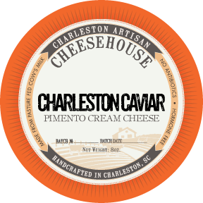 "Pimento Spice Cream Cheese ""Charleston Caviar"""