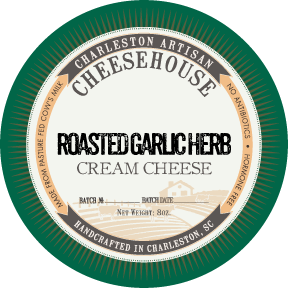Roasted Garlic & Herb Cream Cheese