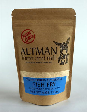 ALTMAN farm and mill - Fish Fry