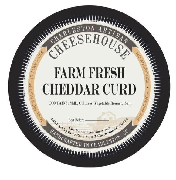 Fresh Cheddar Curds - Hickory Smoked
