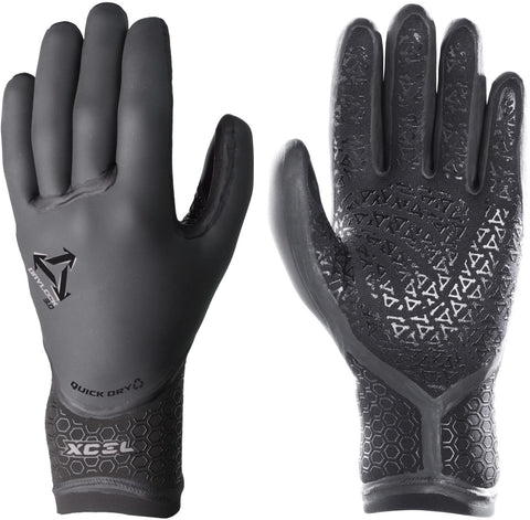 Drylock 3mm Gloves