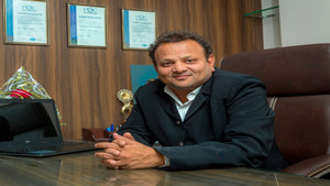 Mr. Alpesh Gandhi's Vision To Provide Quality Silicone Products to Companies Worldwide