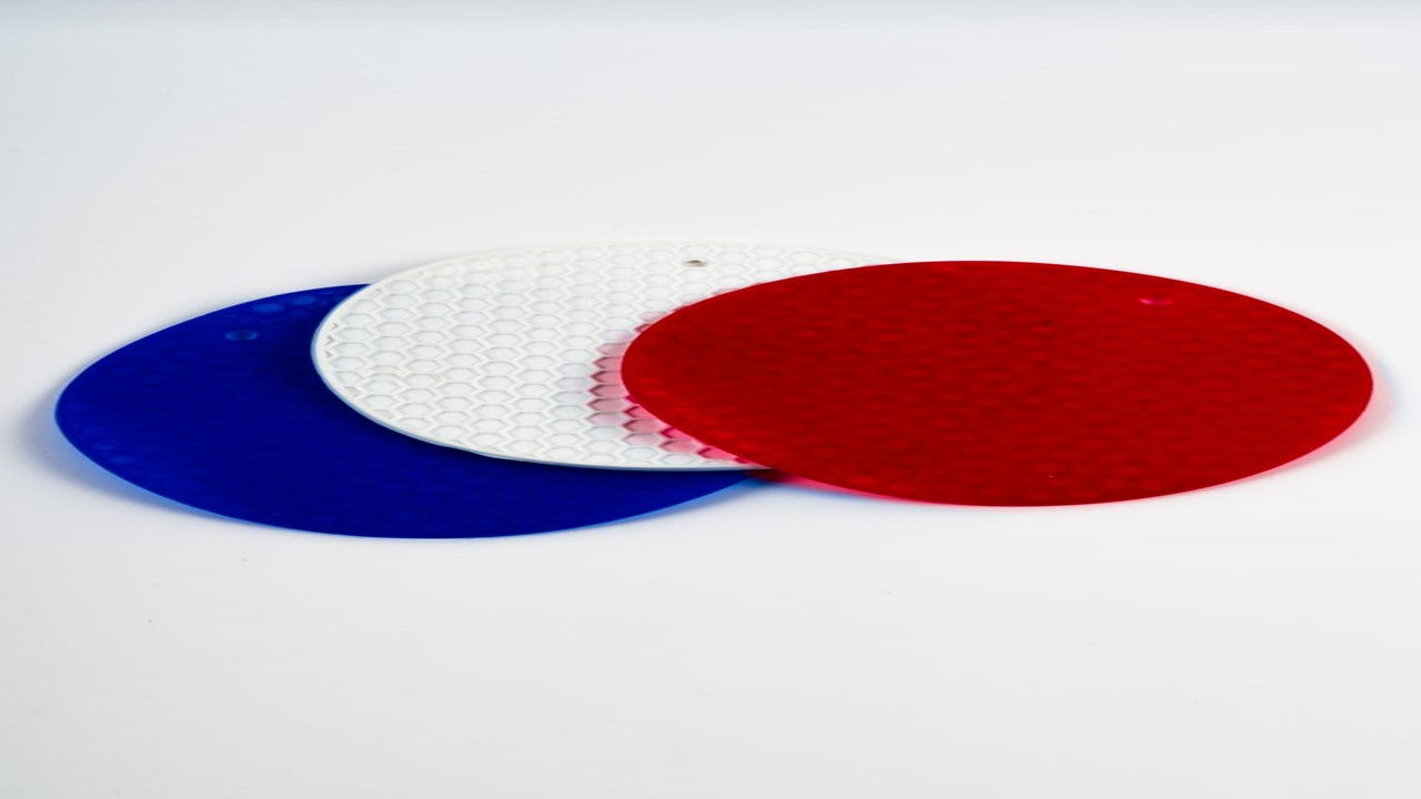 Silicone Round Hot Pot Holder