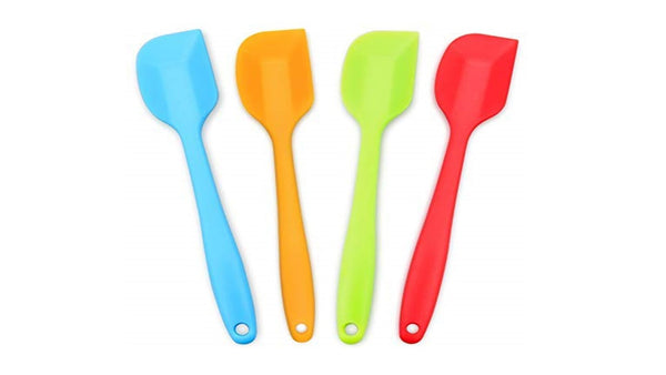 Silicone Spatula, Heat Resistant for Cooking, Baking and Mixing