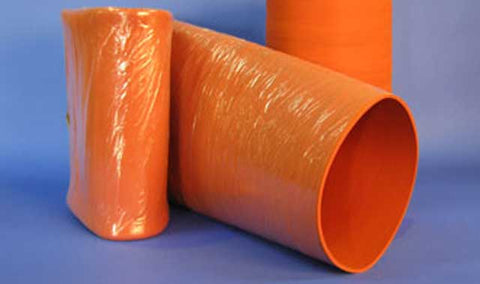 Silicone Sleeves for Corona Treater