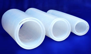 Imafit® Platinum Cured Silicone Hose Reinforced with Polyester Braiding