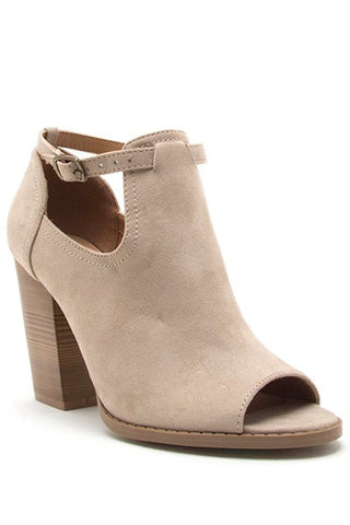 Sweet Country Girl Heel Booties
