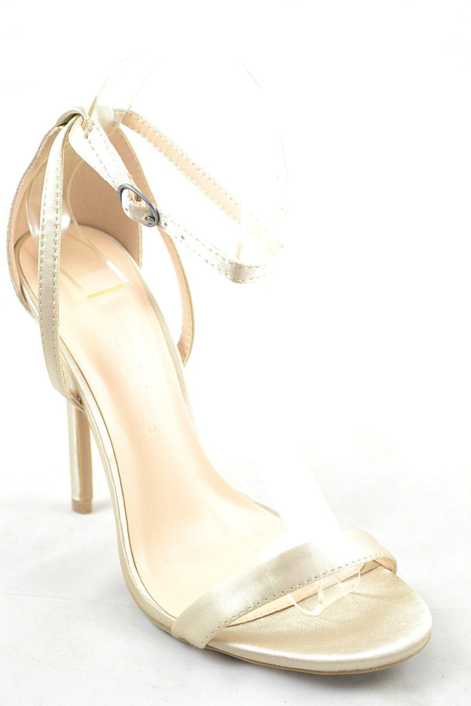 Champagne Adele Simple Heel