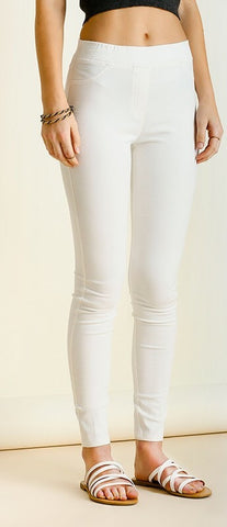 Winter White Jeggings