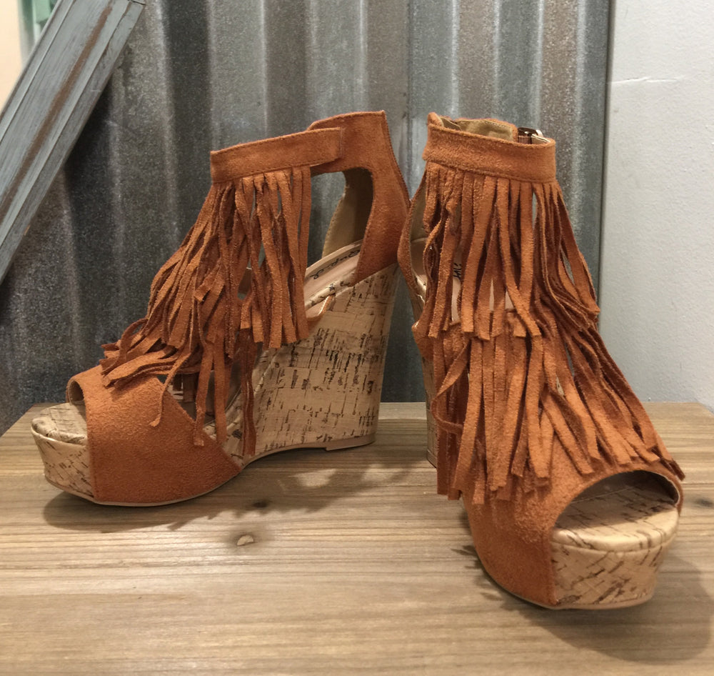 Fringe Wedge