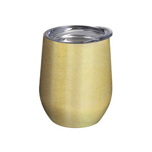 Gold Stemless SWIG Cup
