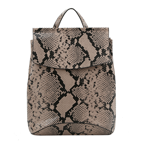 Convertible Backpack Python Bag