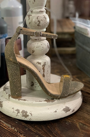 Shimmer and Shine Heels