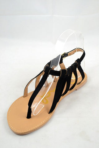 Black Athena Sandals