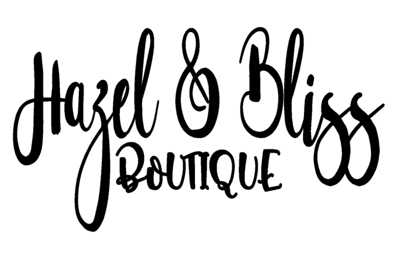 Hazel and Bliss Boutique