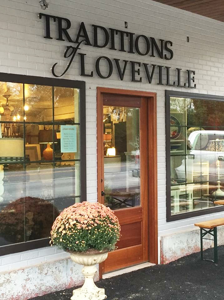 Traditions of Loveville Building