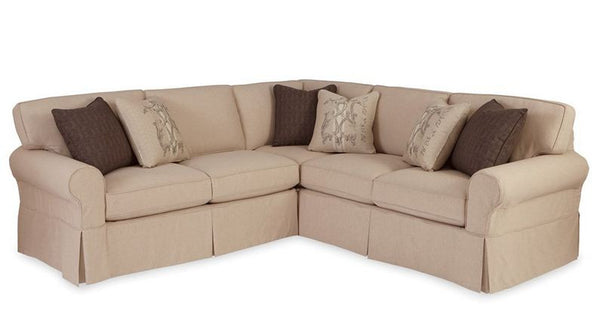 Craftmaster Sectional 9228 Series