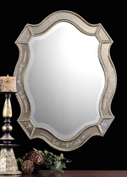 Felicie, Oval Mirror