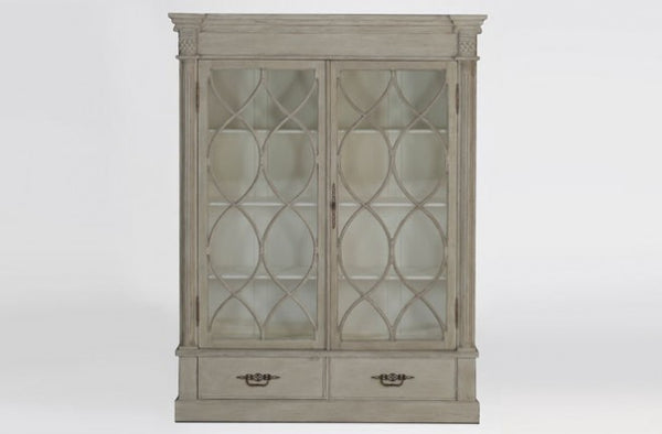 Grace Farmhouse China Cabinet