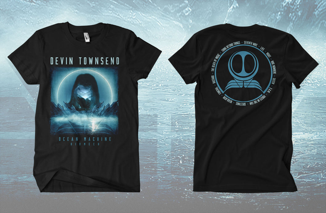 Ocean Machine - Live Stream T-shirt Pre-Order
