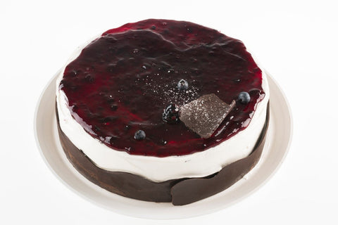 Chocolate con Blueberry