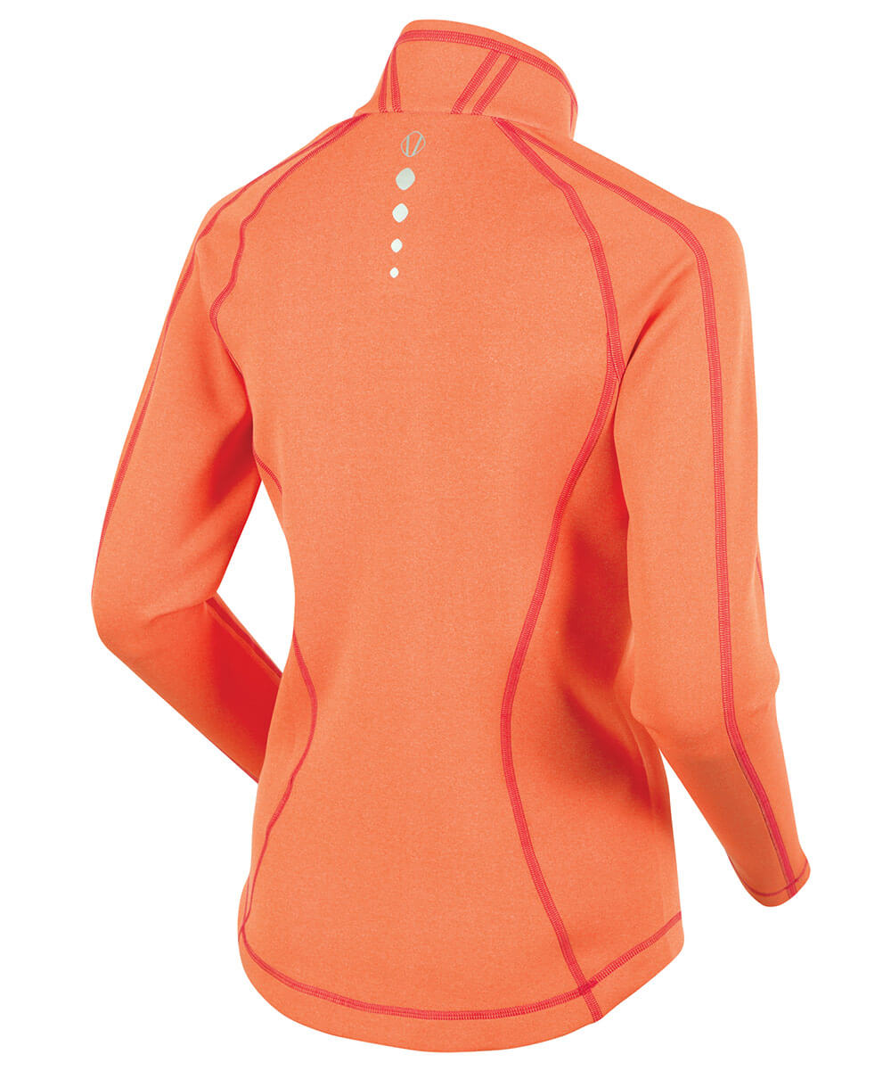 Women's Maddy Lightweight Stretch Thermal Half-Zip Pullover