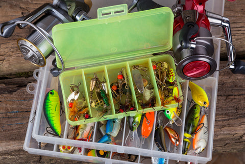 Artificial and natural baits