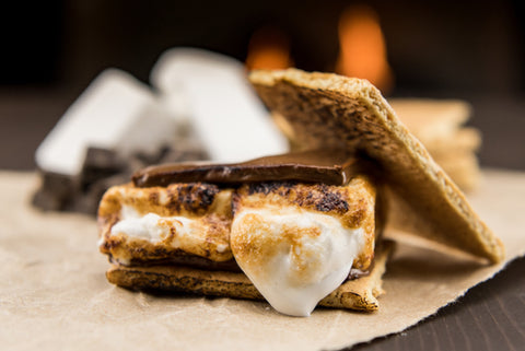 S'mores Making Competition