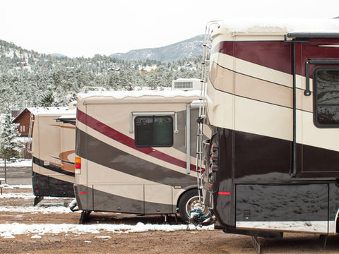 What type of RV do you want?
