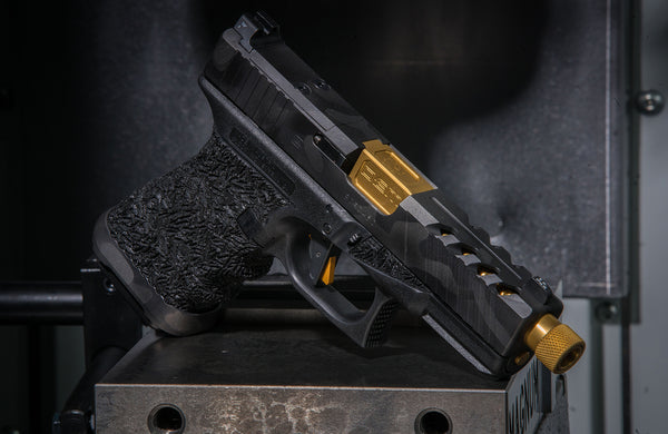 Alpha Custom Glock Package