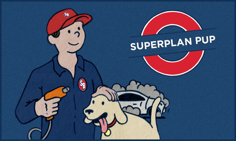 Superplan Pup - Large
