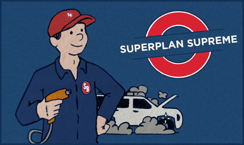 Superplan Supreme - Large
