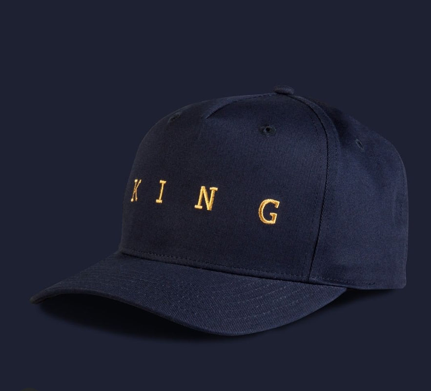 King Apparel Tennyson Curved brim hat - Legitkicks.ca