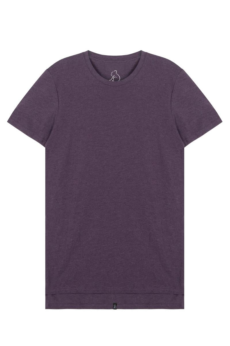 Kuwallatee Eazy Tower Tee Dark Purple - Legitkicks.ca
