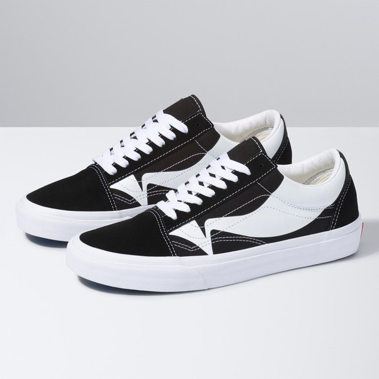Vans Old Skool Wrap Black