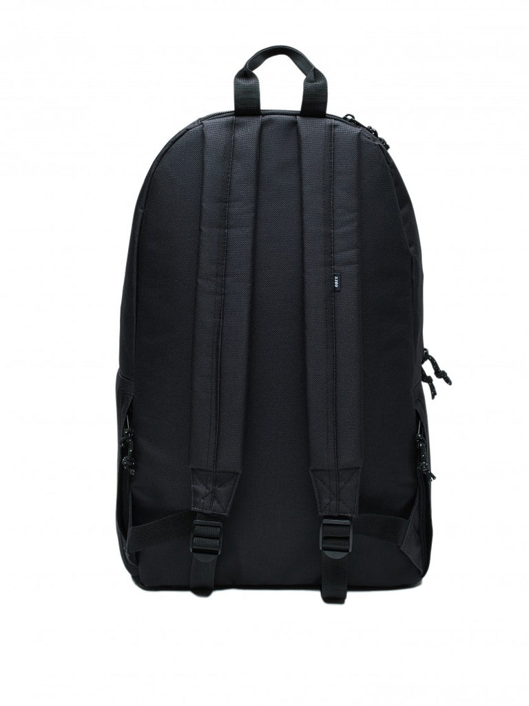 Obey Takeover Backpack In Black - Legitkicks.ca