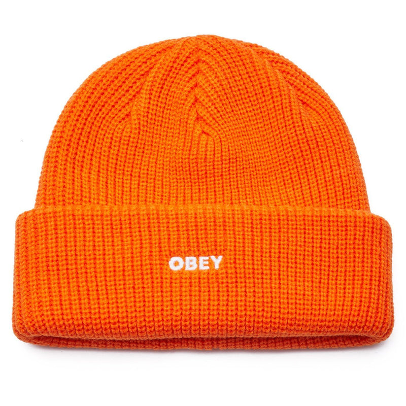 Obey Future Beanie Marmalade (orange) - Legitkicks.ca