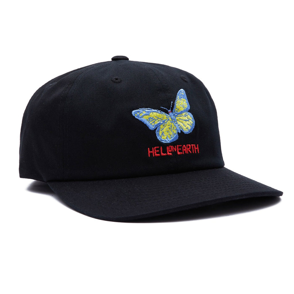 Obey Hell On Earth 6 Panel Strapback - Legitkicks.ca